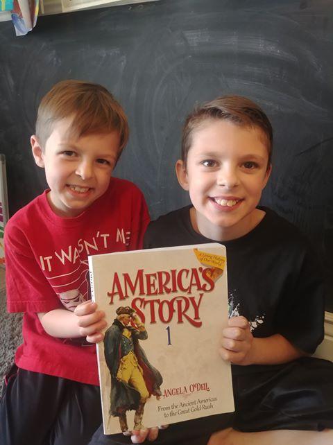 We Love America's Story 1