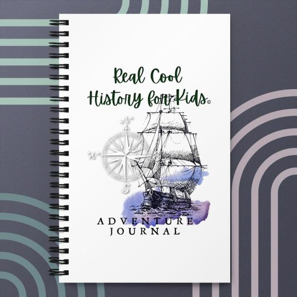 Real Cool History Adventure Supplies