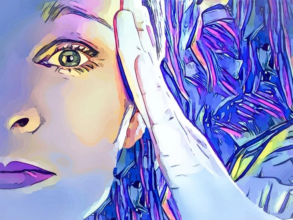 mujer ansiedad