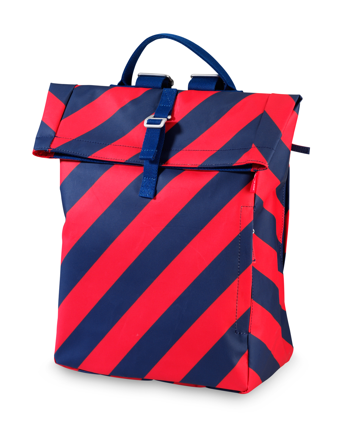 Engelpunt tas petfles Angelart Kunst en zo Hattem blauw rood