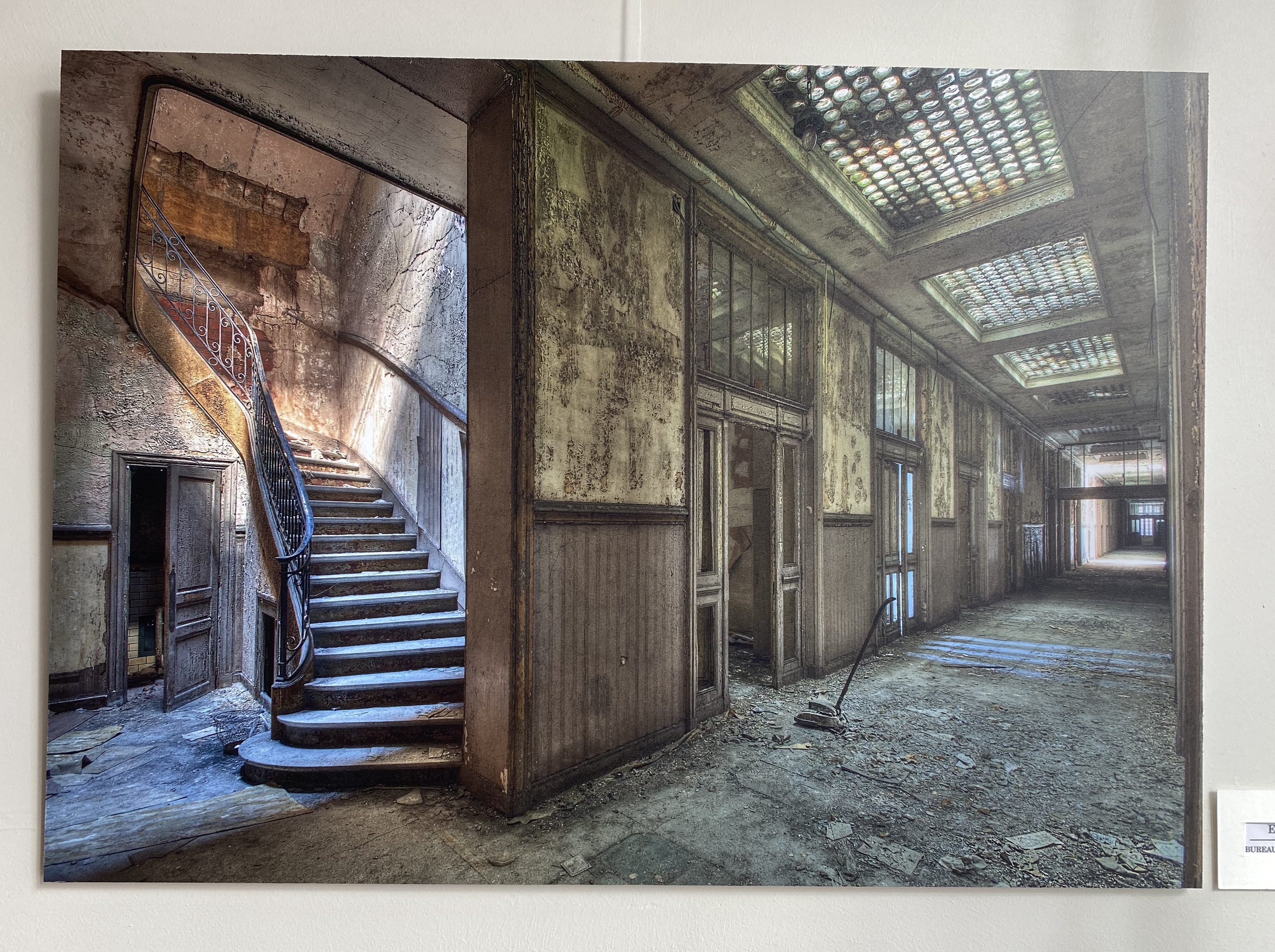 Erik Borst urbex fotografie Angelart Kunst en Zo galerie Hattem