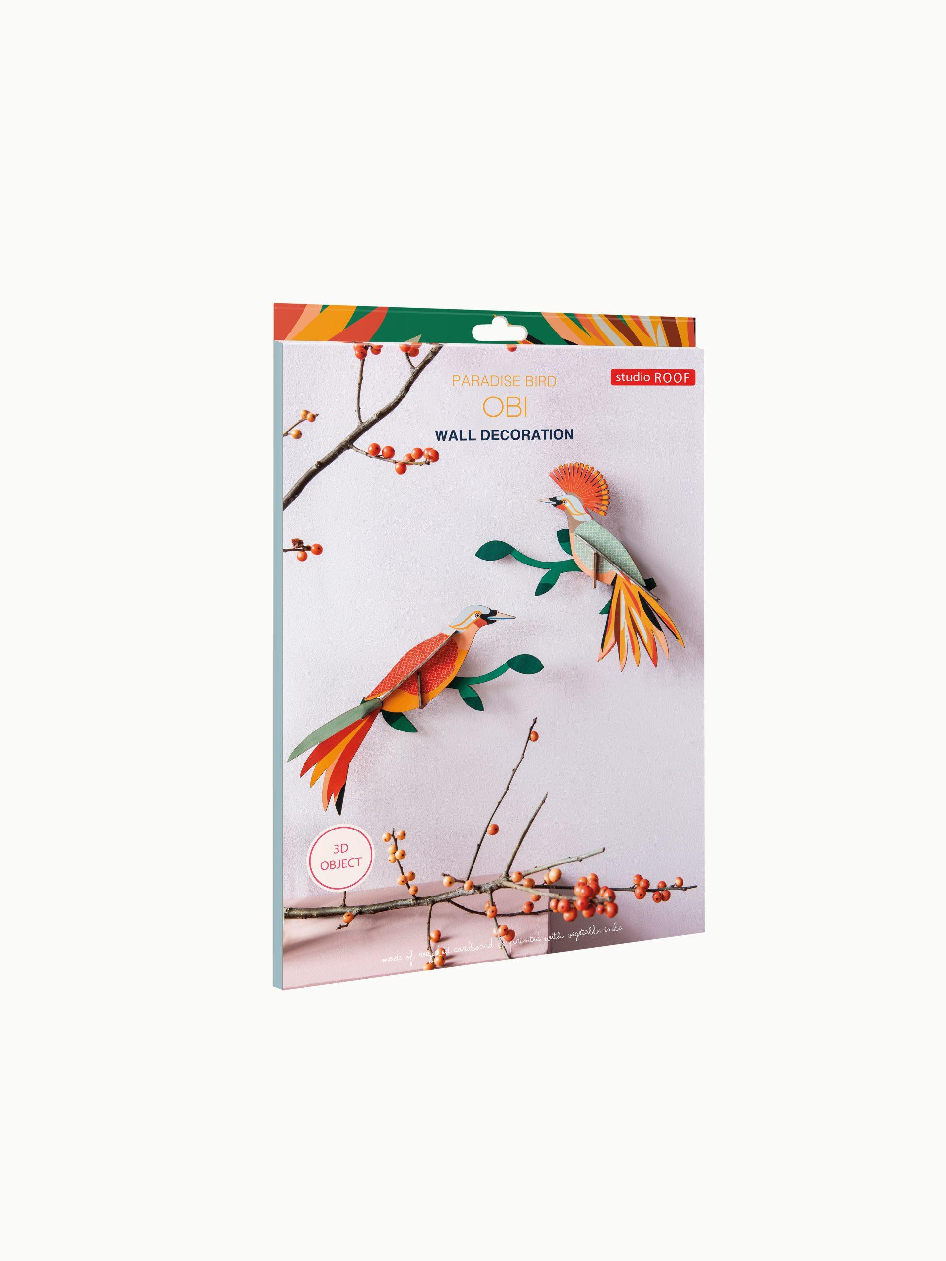 Studio roof bij Angelart kunst en zo Hattem paradijs vogel