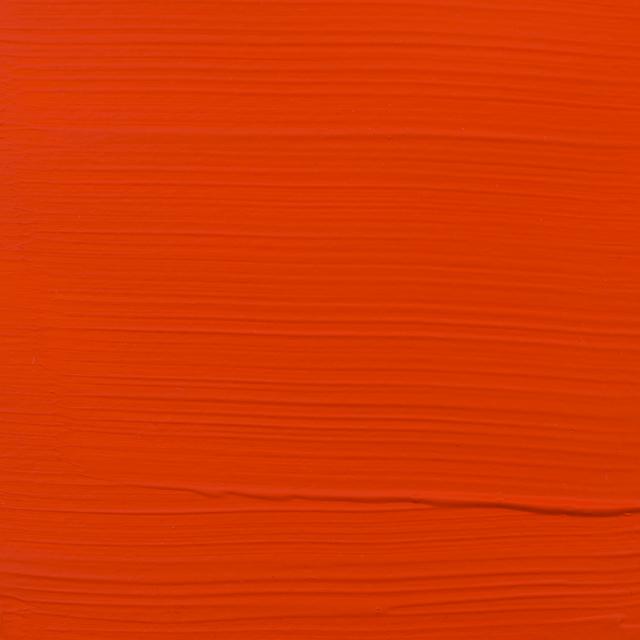 Amsterdam acrylverf vermiljoenrood 311 Angelart Kunst en zo