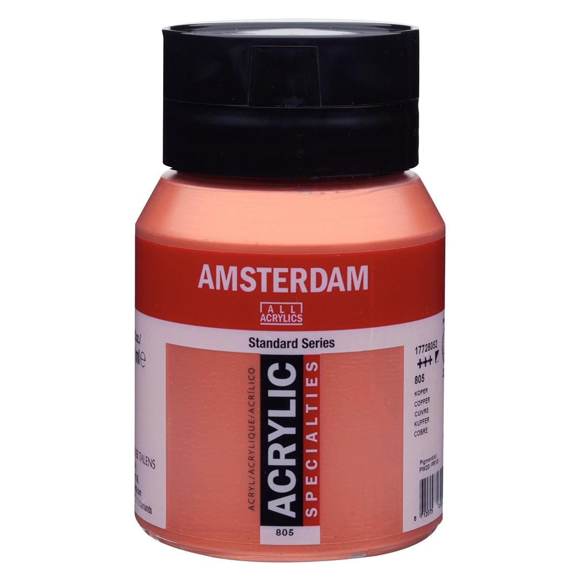 Amsterdam Acryl Koper 805 specialties Angelart Kunst en zo