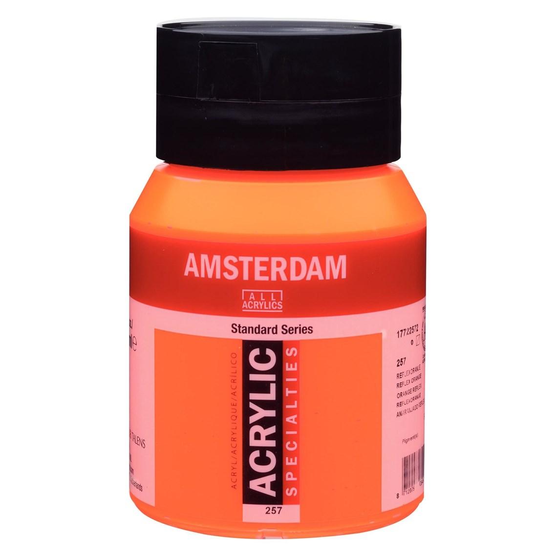Amsterdam Acryl Reflexoranje 257 specialties
