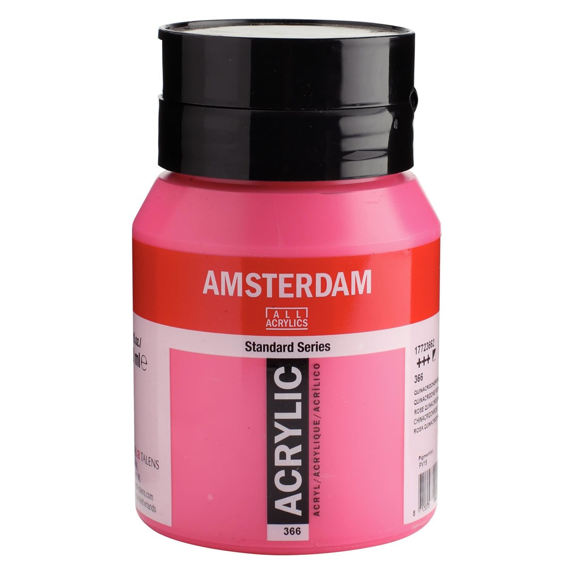 Amsterdam acrylverf Quinacridoneroze 366