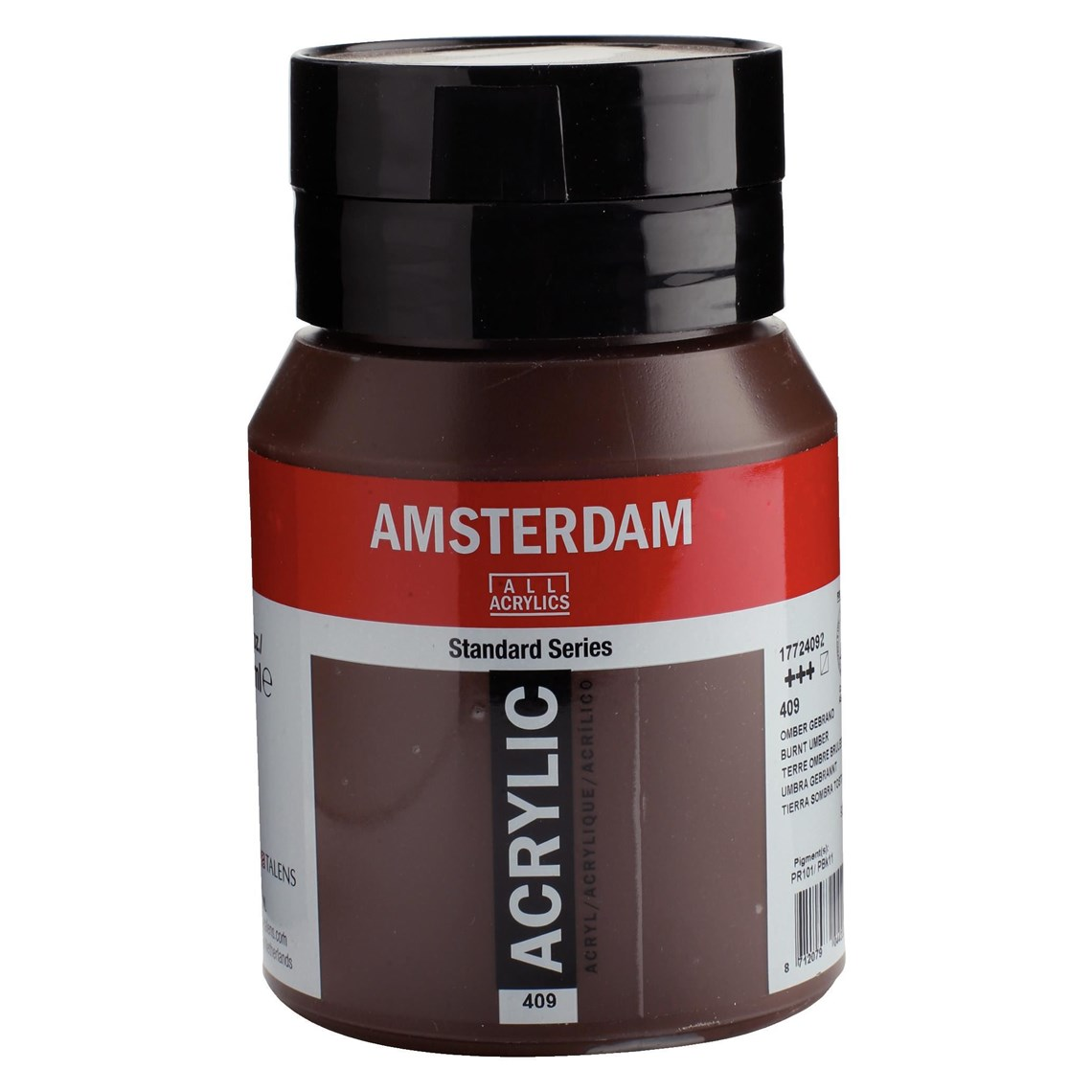 Amsterdam Acrylverf Omber gebrand 409 Angelart Kunst en zo