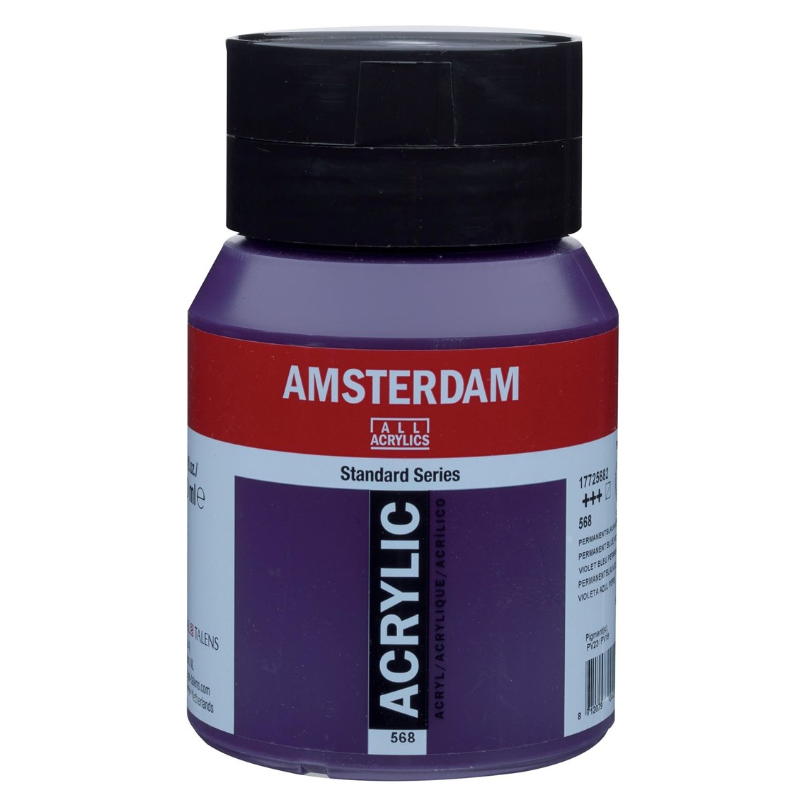 Amsterdam Acrylverf Permanentblauwviolet 568
