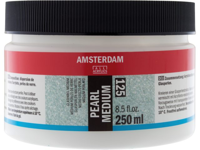 Amsterdam glasparel medium 250 ml