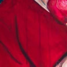 Amsterdam acrylverf rood