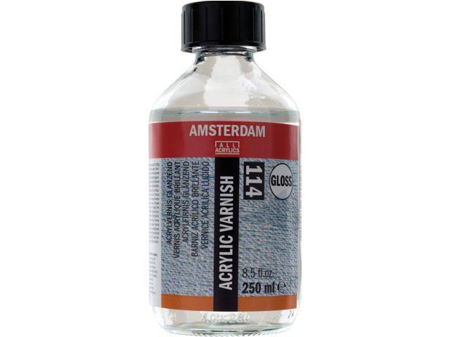 Acrylvernis glanzend Amsterdam 250 ml