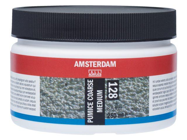 Amsterdam Puimsteem Medium Grof 250 ml