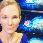Angela Spang live on CNBC talking about SMEs and Brexit