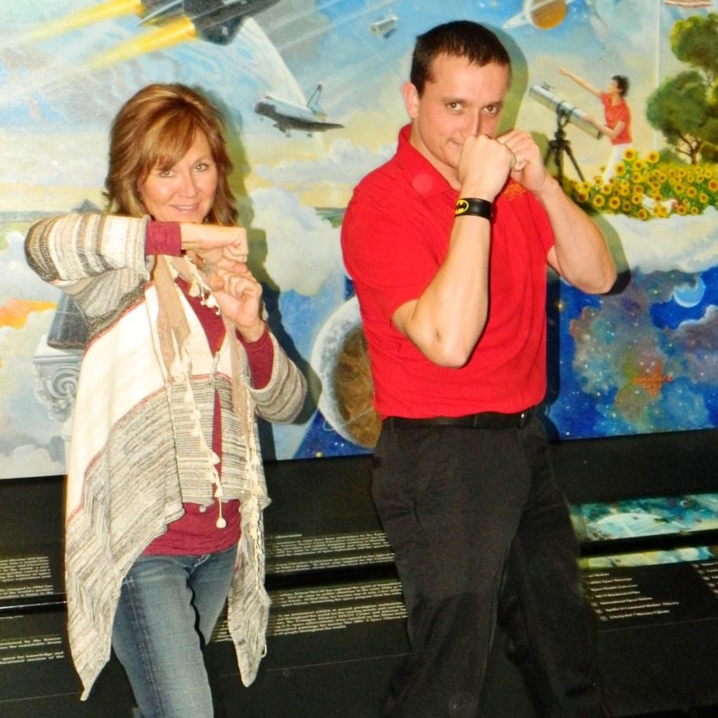 Chris Smith & Diane Ravenstien