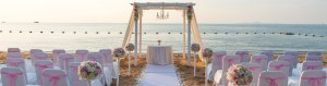 Sandy Beach Ceremony