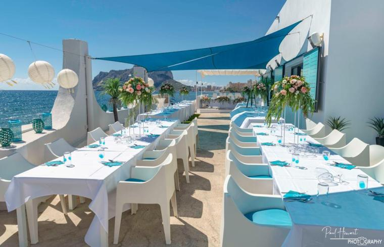 The Exclusive Seafront Venue Spain