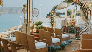 Seafront Wedding Venue Javea Costa Blanca Spain