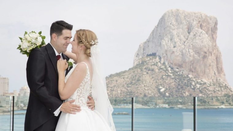 Seafront Wedding Venue, Costa Blanca, Spain