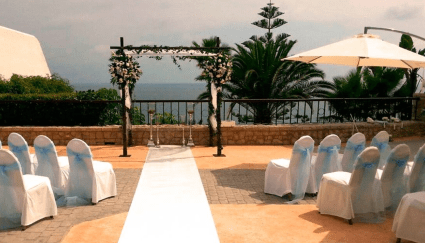 Sea view Wedding Venues Costa Blanca Spain