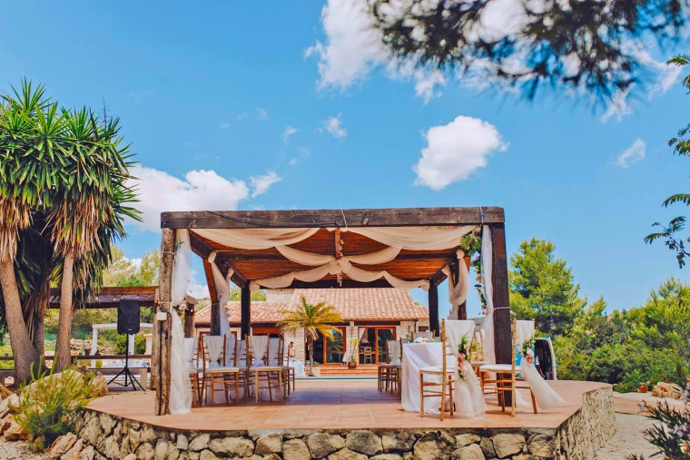 Villa Wedding Venues in Costa Blanca Spain