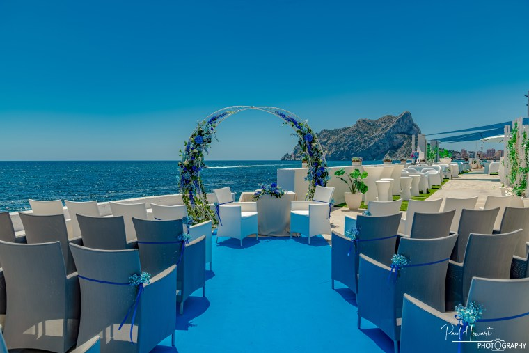 Wedding Planner in Calpe