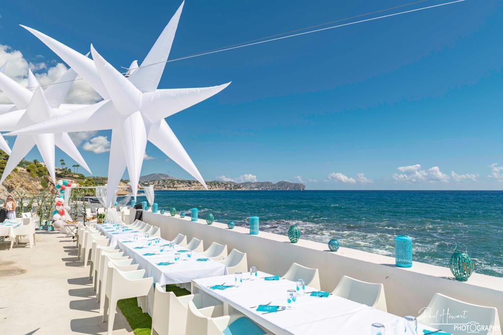 Wedding Venues in Moraira