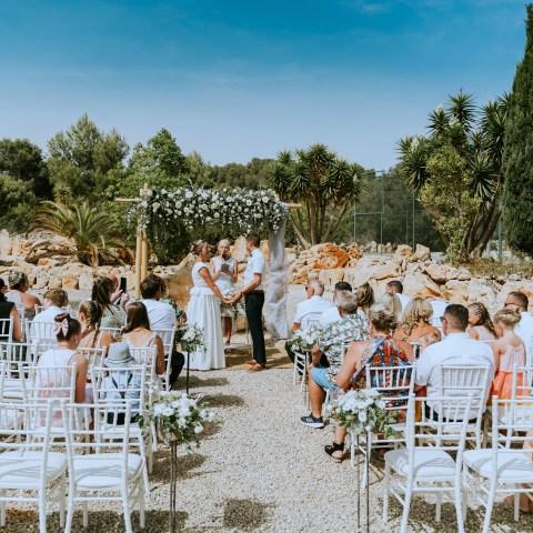 Villa Wedding Costa Blanc
