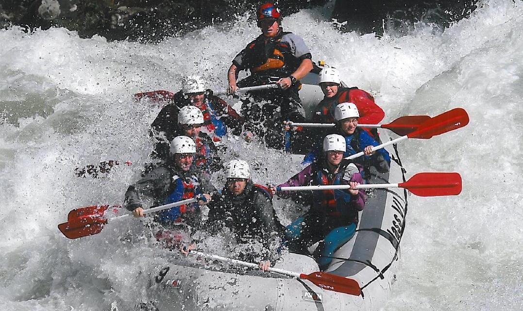 West Virginia Rafting