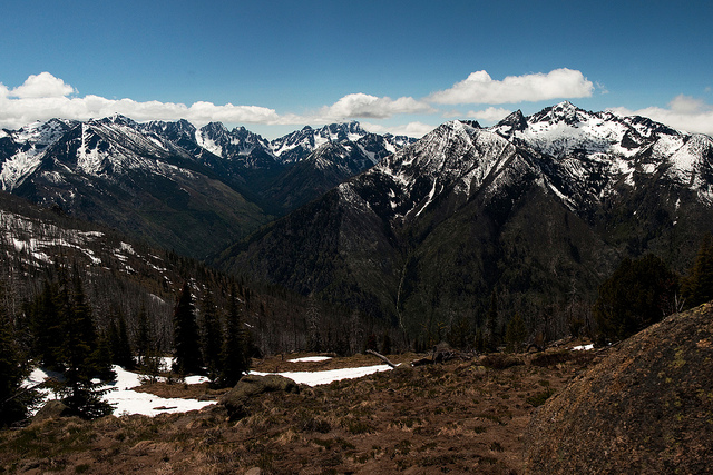 4th of July to Icicle Ridge