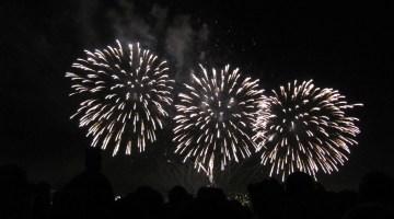 Gas Works Fireworks