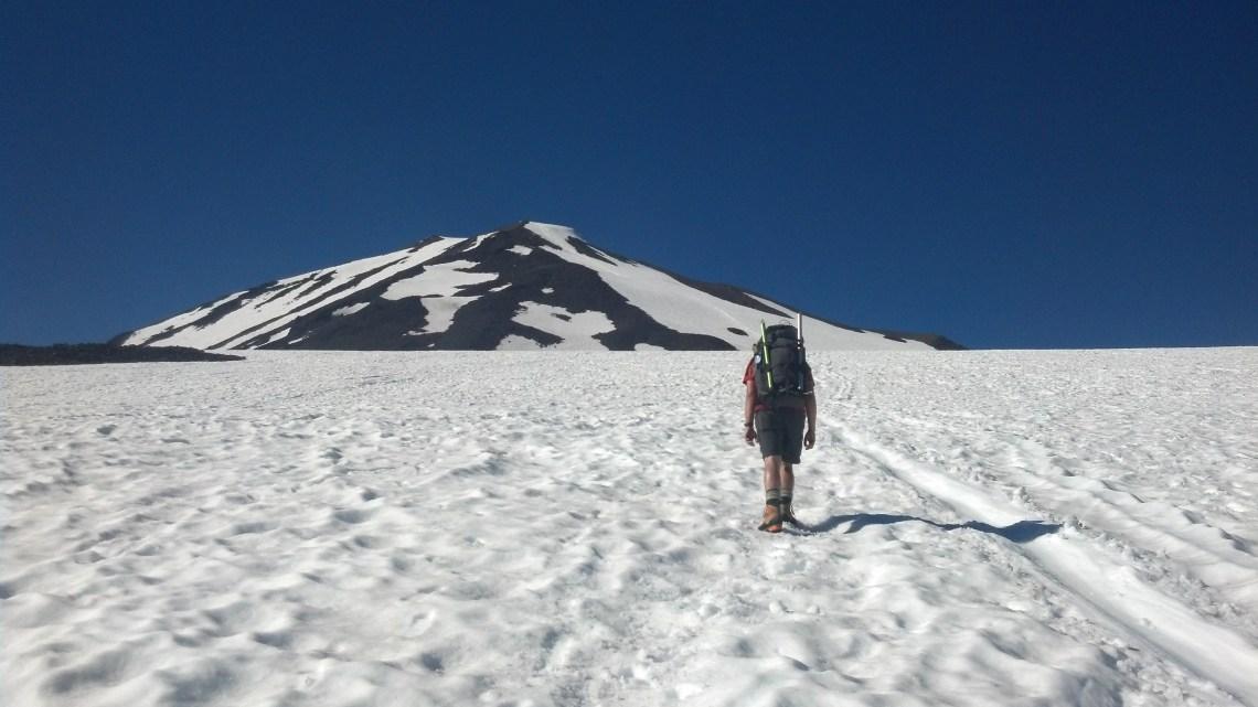 Crescent Glacier Mt Adams