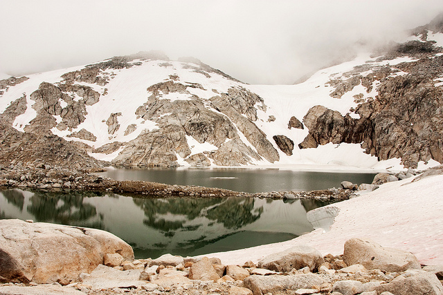 isloation lake, enchantments