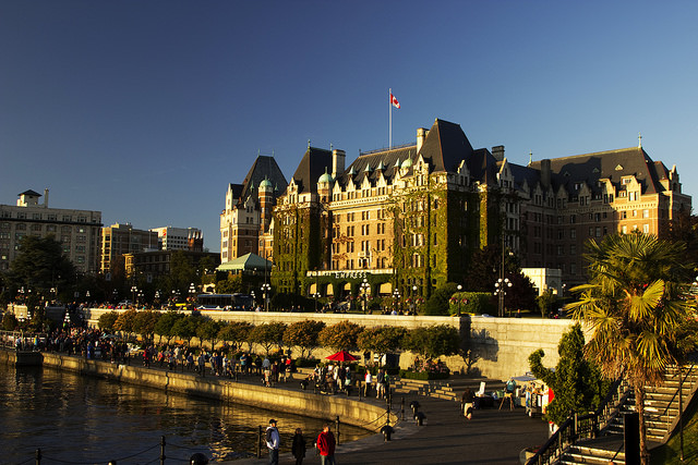 Victoria, British Columbia Photo Essay