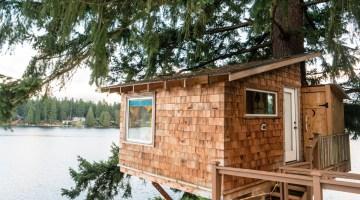 Glamping Hub Treehouse