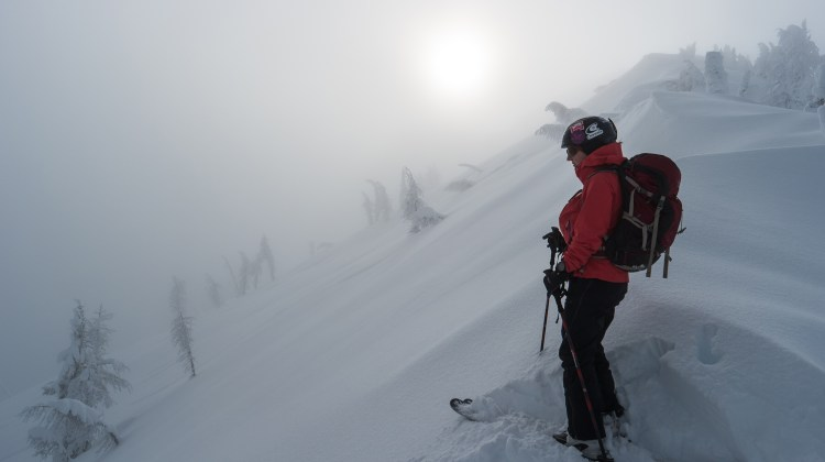 Ymir Backcountry Skiing