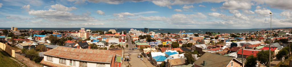 Punta Arenas - A Love Affair with Chile