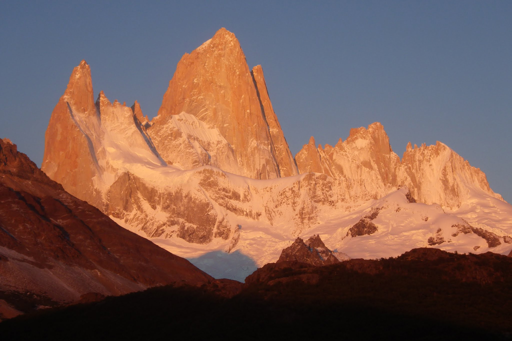 Fitz Roy and Cerro Torre: Hiking and Drinking Glacier Water