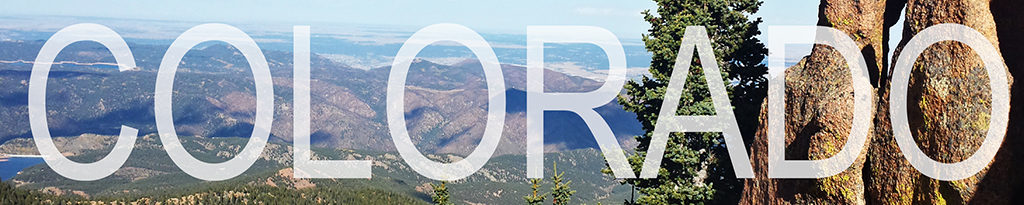 a banner that links to colorado blog posts