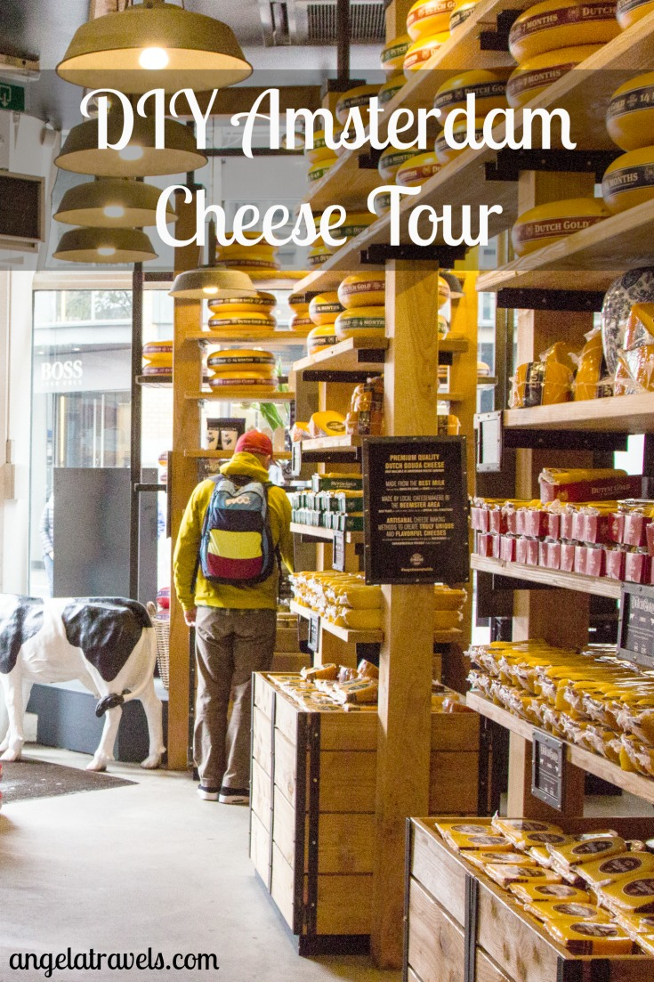 DIY Amsterdam Cheese Tour