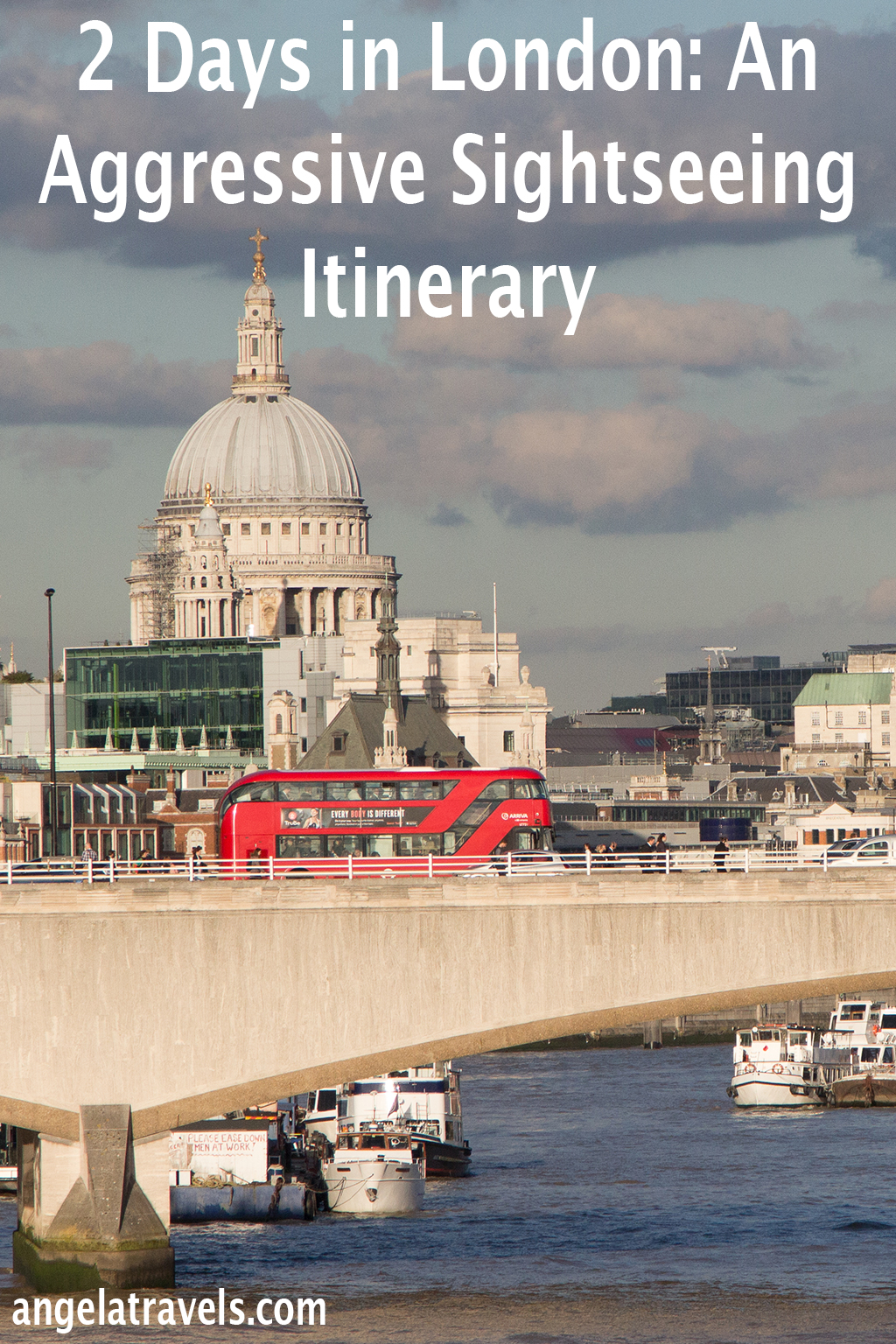 2 Days in London: An Aggressive Sightseeing Itinerary