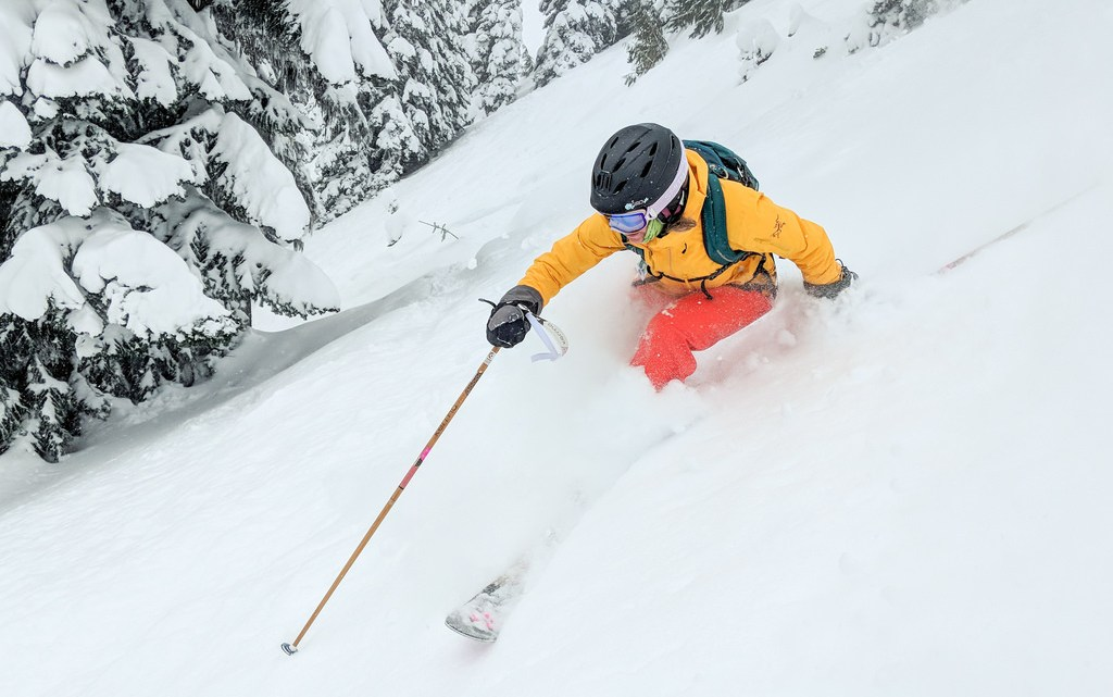 Angela Travels February 2018 Newsletter skiing at Crystal Mountain