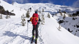 SPRING BACKCOUNTRY SKIING GUIDE TO MOUNT ST. HELENS