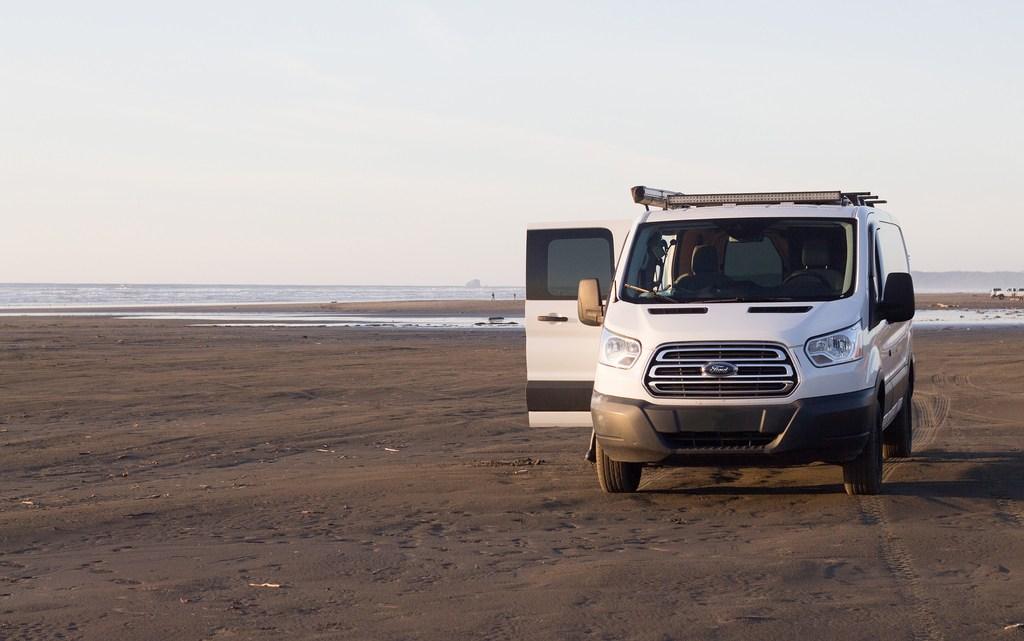 Travel and Blogging recap, including Rainy the camper van