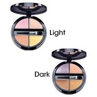 recensione / review della palette correttiva jillian dempsey light