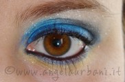 Tutorial trucco Egyptian Spring by *AngyMakeUp*. Impara a realizzarlo cliccando qui: http://www.angelaurbani.it/egyptian_spring.asp