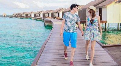 【2015蜜月】奢華購物&美景放鬆的完美組合♡杜拜+馬爾地夫之旅14日♡