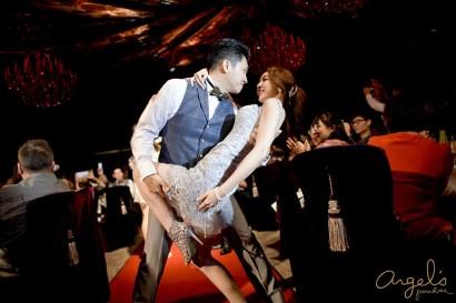 【My Wedding】婚禮上的驚喜♡讓氣氛High起來的二進舞蹈影片♡