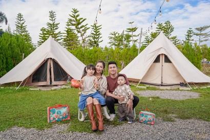 【旅遊】這裡美哭了,帶著孩子一起體驗自然圈農場LoFi Land豪華露營~