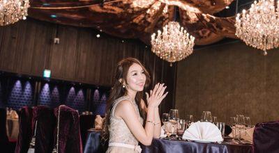【My Wedding】婚禮主題趴♥1920's大亨小傳The great gatsby華麗復古風♥