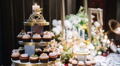 【My Wedding】Candy Bar♡超美又超好吃的CUPETIT卡柏蒂杯子蛋糕吧♡